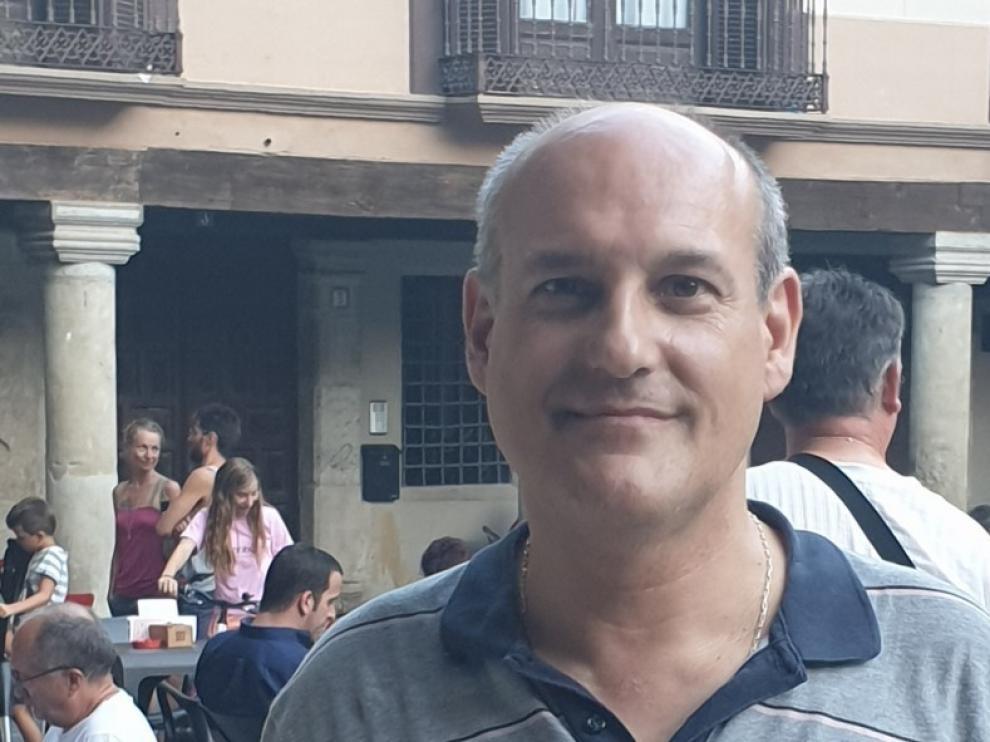 """Eduardo Pueyo: """"Ribagorza perdió en el XVI una oportunidad histórica de desarrollo"""""""