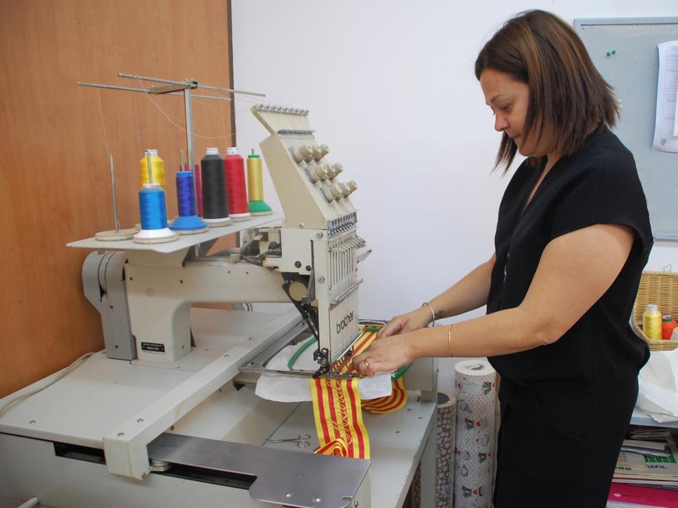 Bordado de textiles con productos exclusivos y personalizados