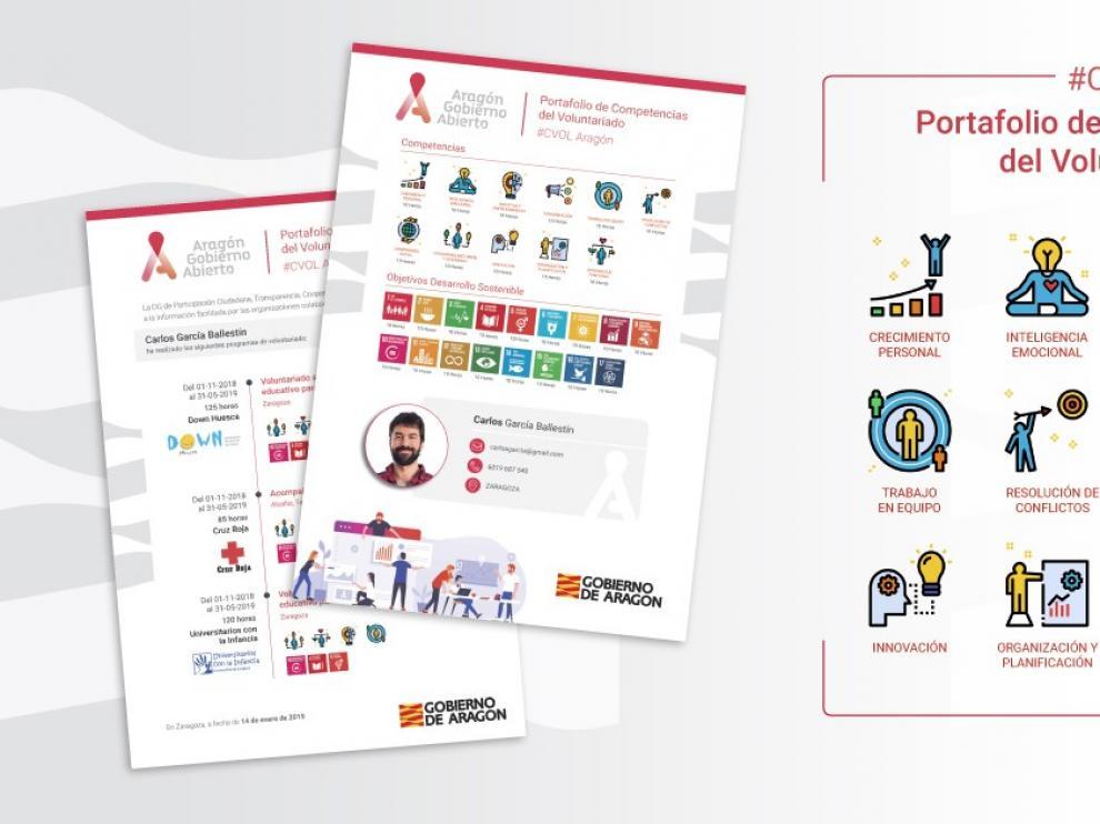 Los 139 programas de voluntariado en Aragón suman 3,5 millones de horas