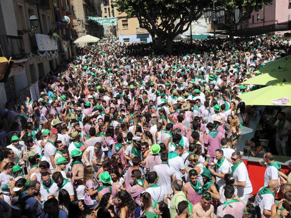 Sin decisión todavía en Huesca sobre la celebración de las fiestas de San Lorenzo