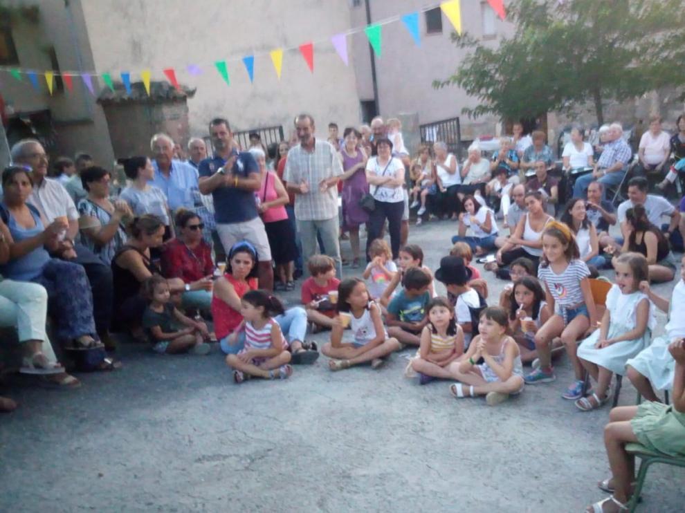 Estopiñán recupera la fiesta del Barrio de La Collada