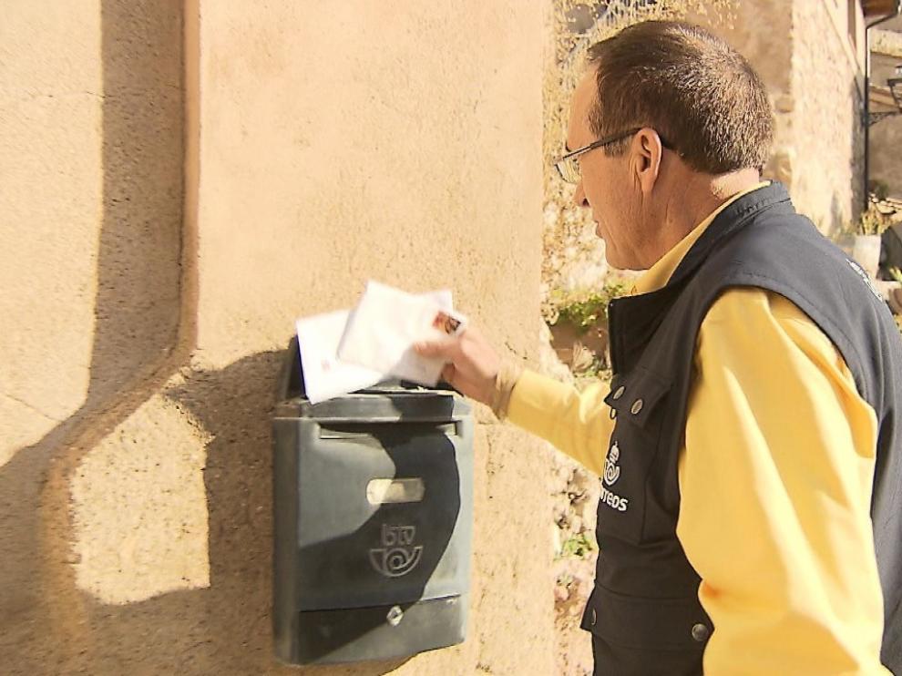CSIF aplaude el trabajo de los carteros rurales durante el confinamiento prestando un servicio público