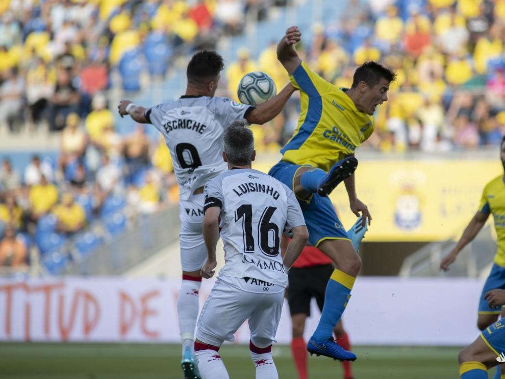 El fútbol, un factor importante para la hostelería de Huesca a pesar del descenso