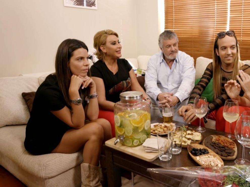 """El menú vegano de Rosa López, este martes en """"Ven a cenar conmigo. Gourmet Edition"""""""