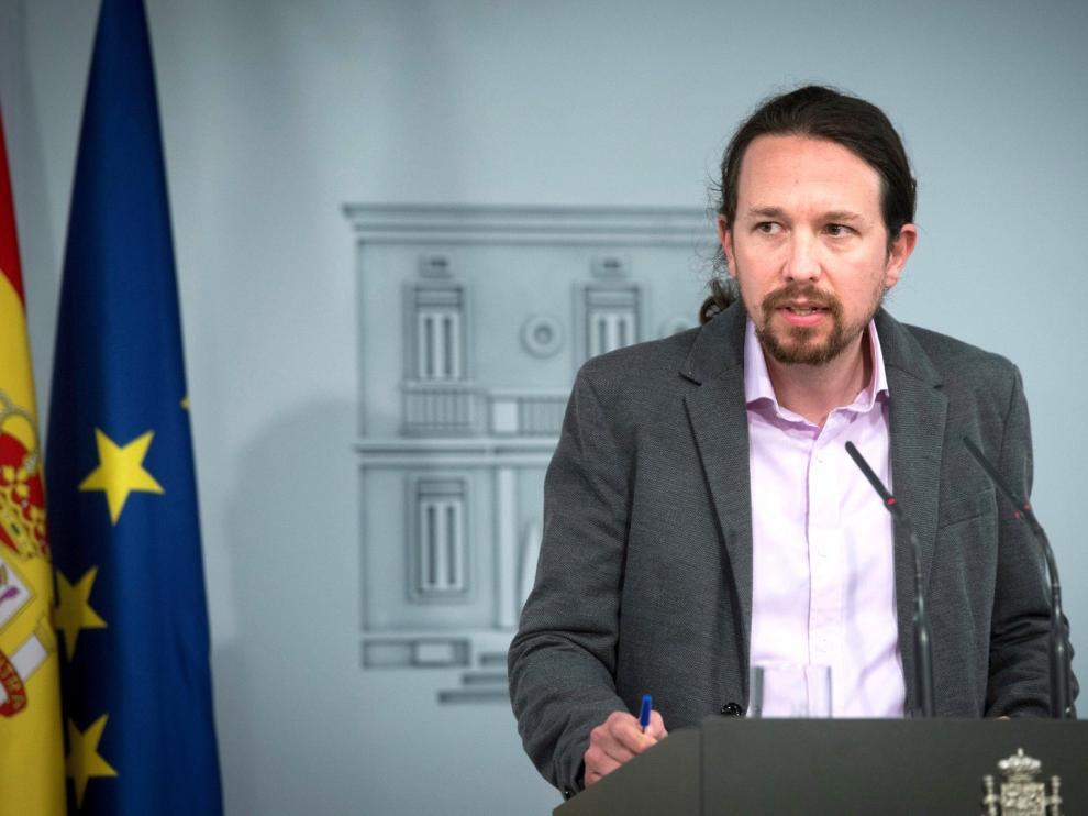 Podemos reclama varios ministerios económicos en su nueva propuesta al PSOE para un Gobierno de coalición