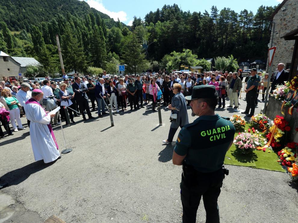 """Jesús Gericó: """"Este recuerdo cada 20 de agosto se celebrará mientras las familias quieran"""""""