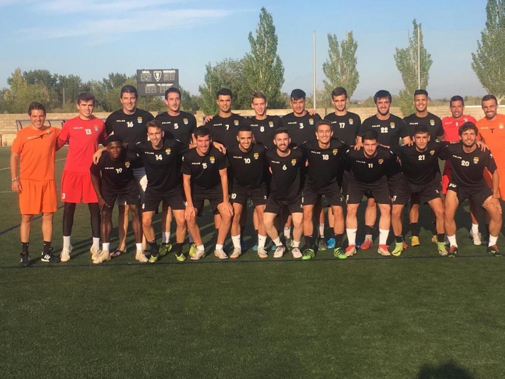 Nueva gestión del equipo en Almudévar