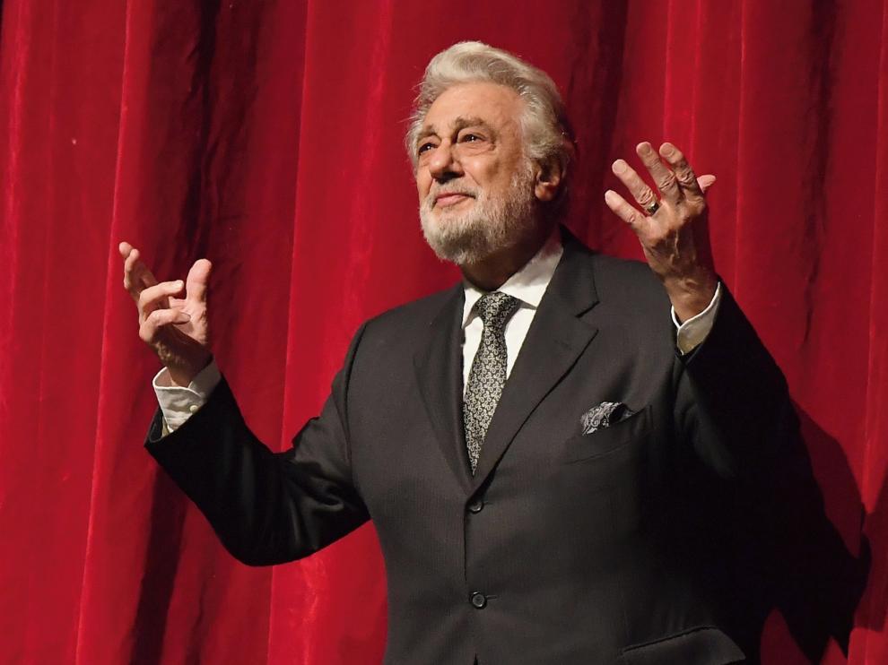 Plácido Domingo actuará en Berlín el 20 de enero