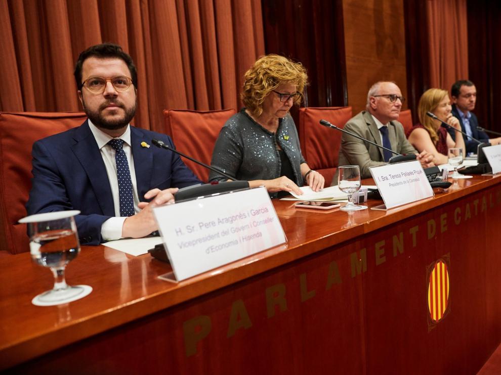 Cataluña irá a los tribunales para exigir al Gobierno 874 millones pendientes