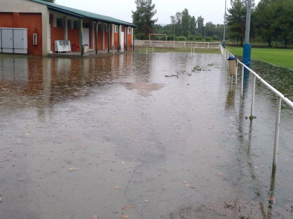 Capella registra casi 120 litros en una jornada lluviosa en toda la provincia