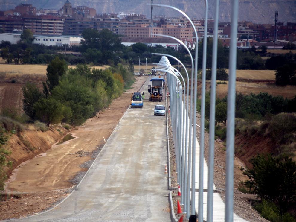 Un problema con el servicio eléctrico retrasa a final de año el traslado de Hierros Huesca