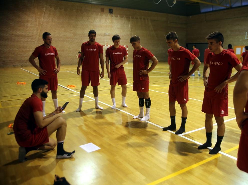 Avefor Huesca tendrá seis amistosos de preparación