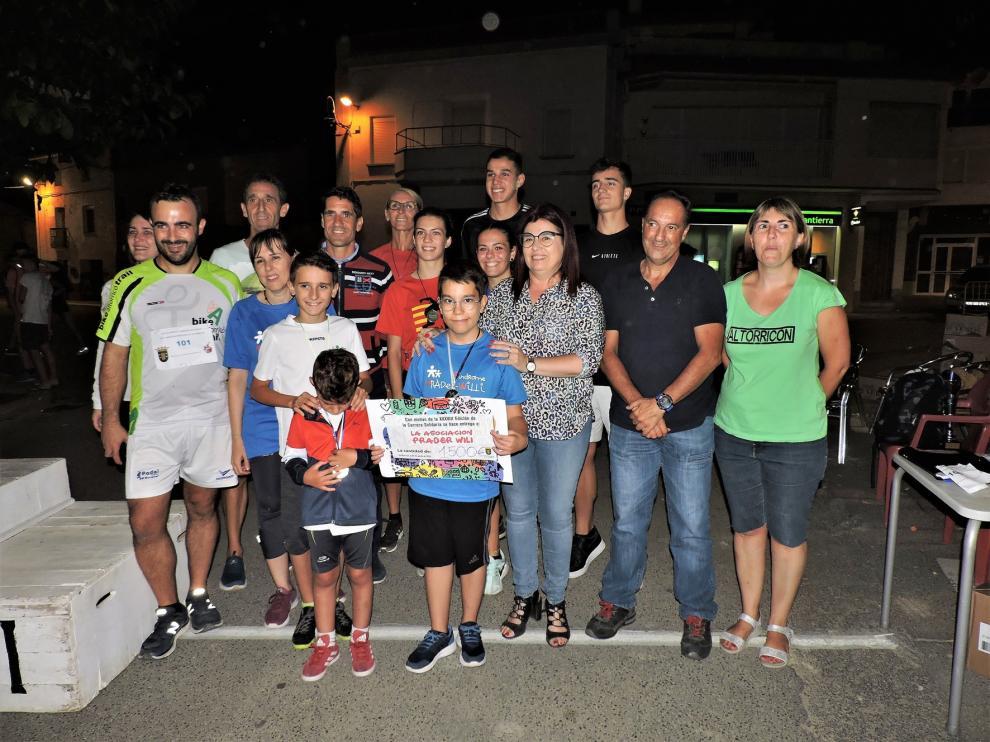 Solidaridad y diversión en Altorricón