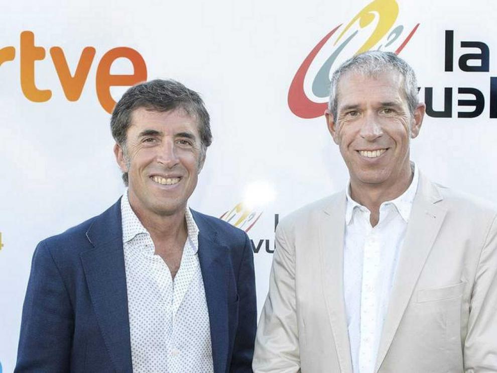 Los mejores ciclistas se dan cita en La Vuelta 2019 en RTVE