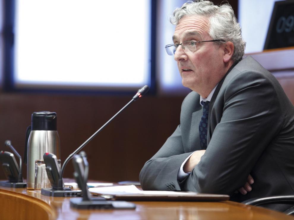 Joaquín Olona recuerda que ya solicitó en julio a Cataluña la retirada de Goiat
