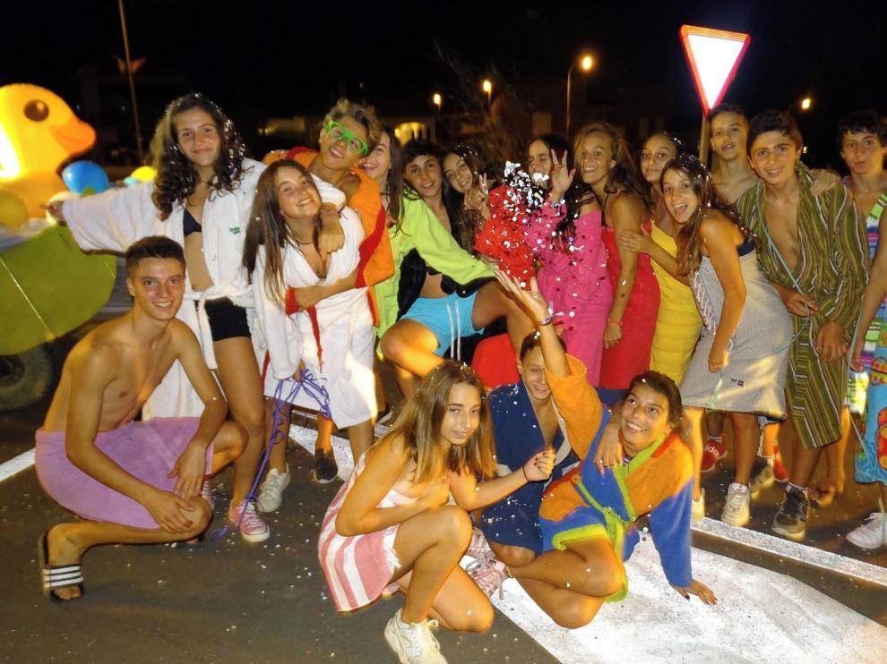 Concurso en Instagram para buscar la mejor fotografía de las fiestas de Altorricón