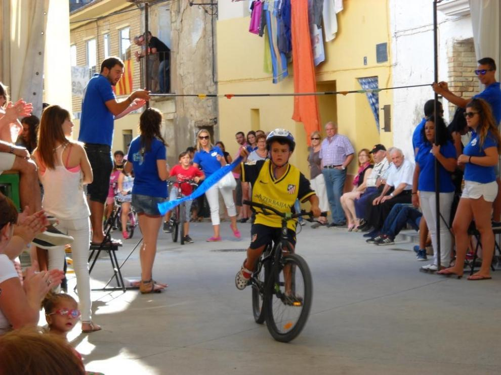 Alcalá de Gurrea recupera este año sus fuegos artificiales