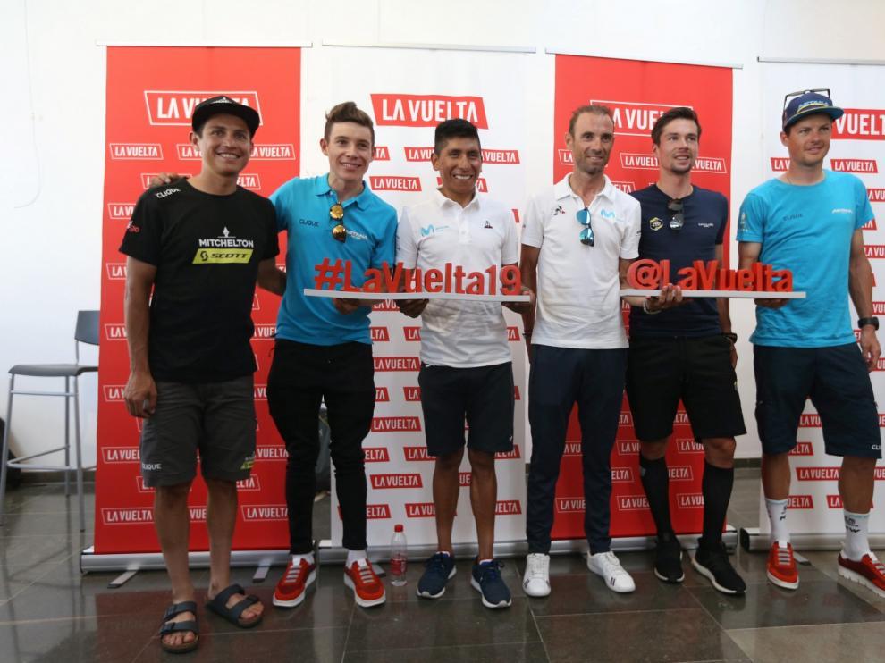 Explota la bomba en la Vuelta a España: Carapaz es baja