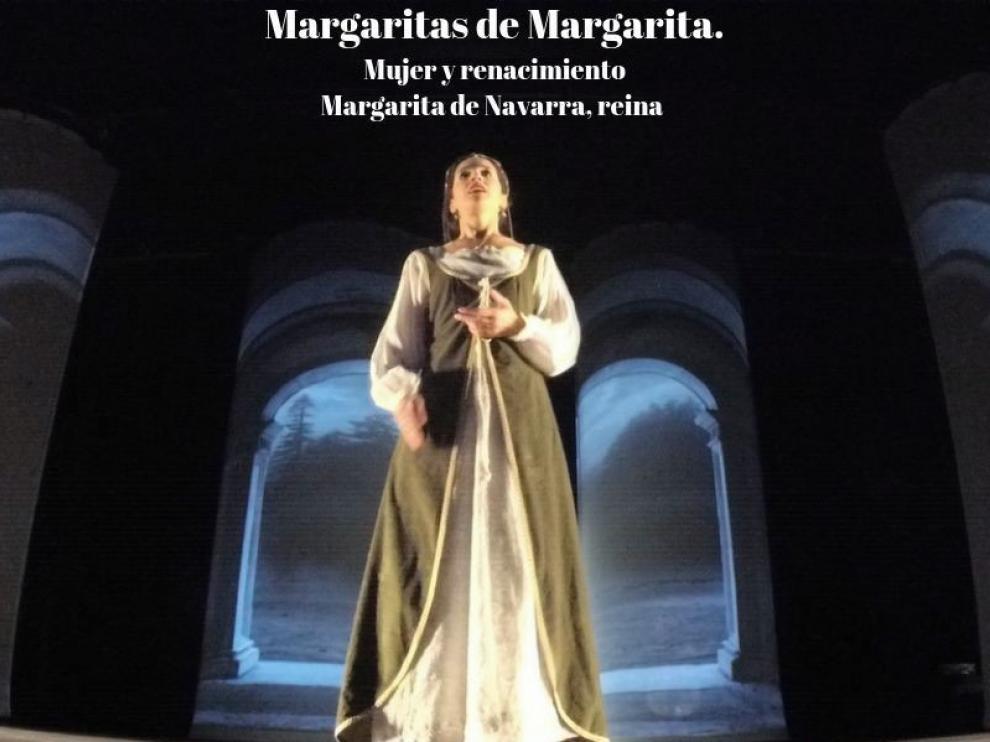Margaritas de Margarita, la mujer moderna del Renacimiento
