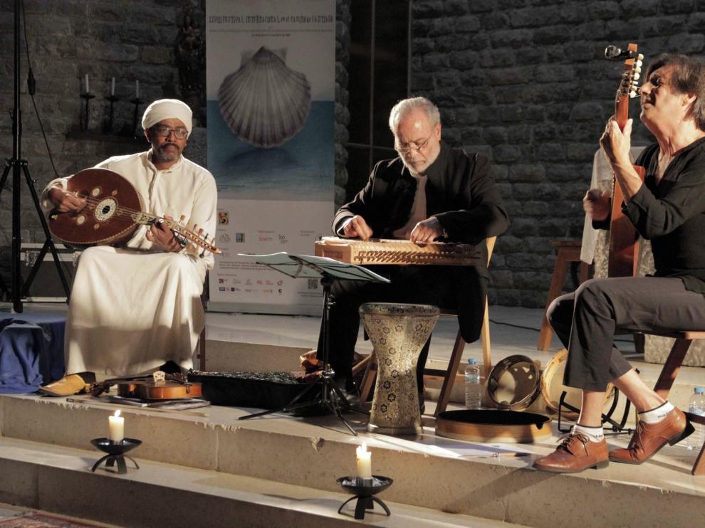 Músicas mestizas para la convivencia entre tres culturas
