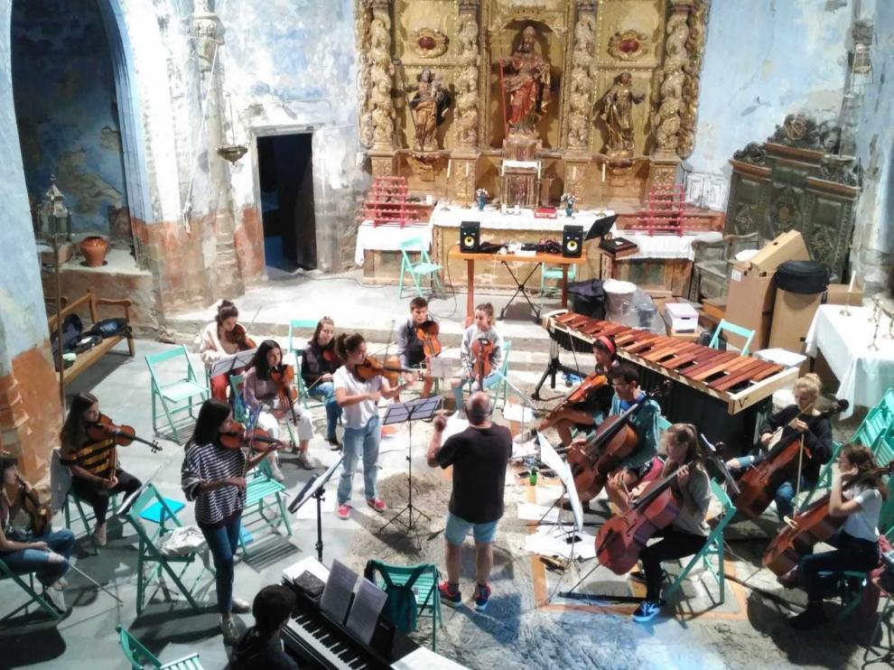 Sinués Musical, un pequeño festival que no deja de crecer