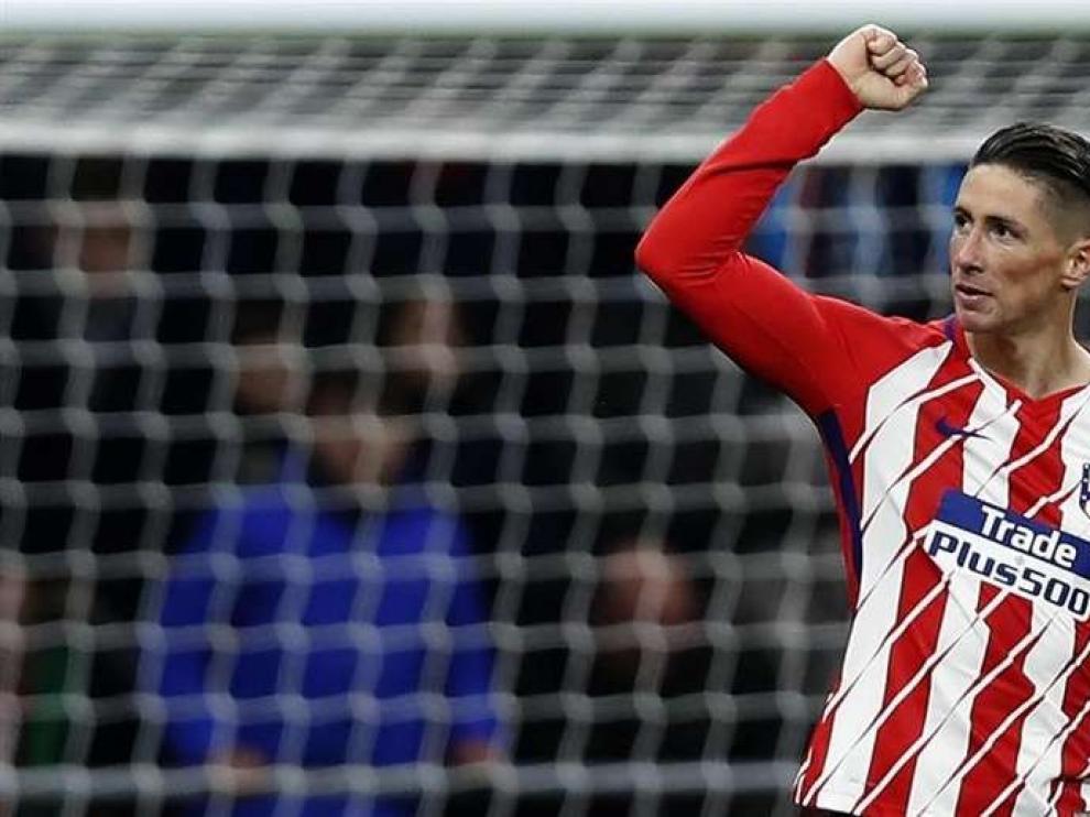 Fernando Torres, adiós al 'Niño' rojiblanco que lo ganó casi todo