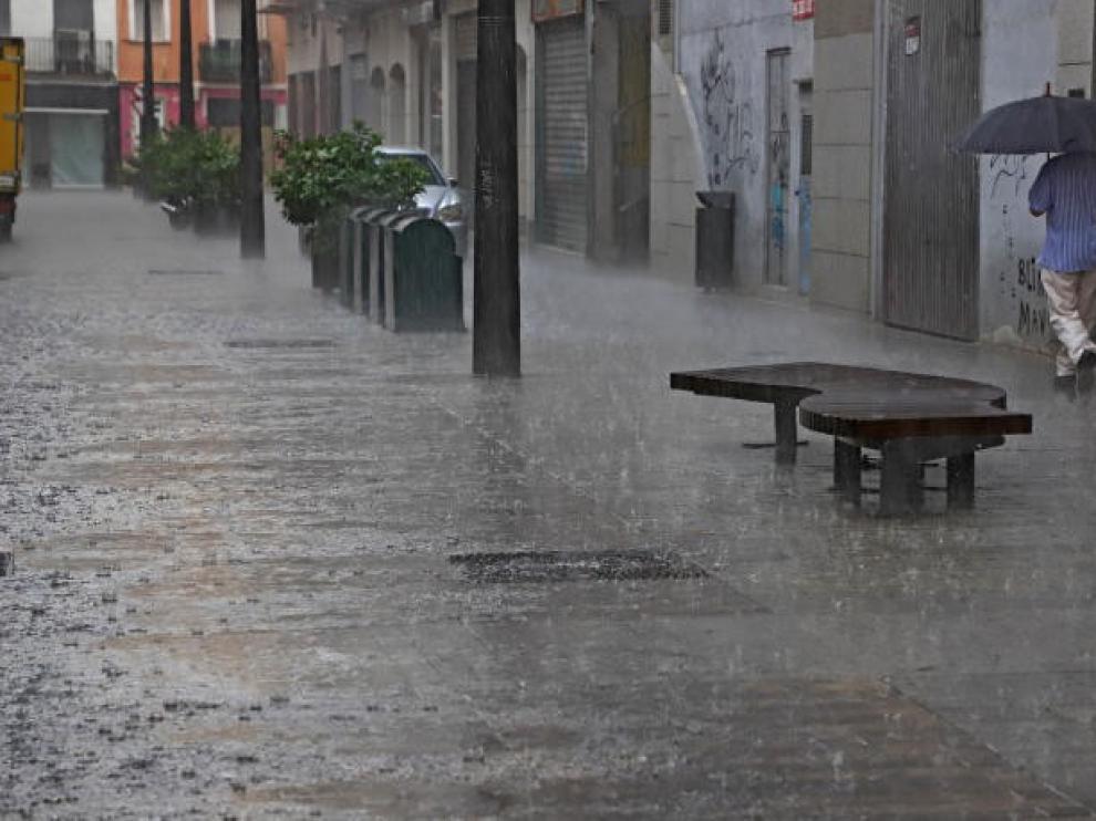 El año hidrológico, que terminará el 30 de septiembre, acumula una falta de lluvias del 16%
