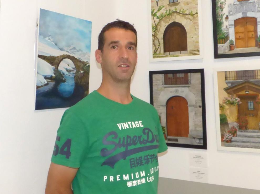 """Carlos Yuste, alcalde de Gavín: """"Nuestras fiestas reflejan lo que somos y lo que sentimos"""""""