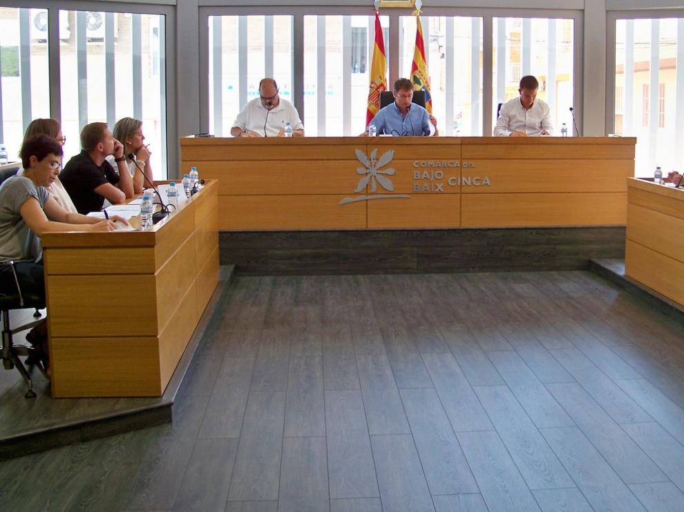 El Bajo Cinca tendrá dos vicepresidencias de PSOE y PAR remuneradas