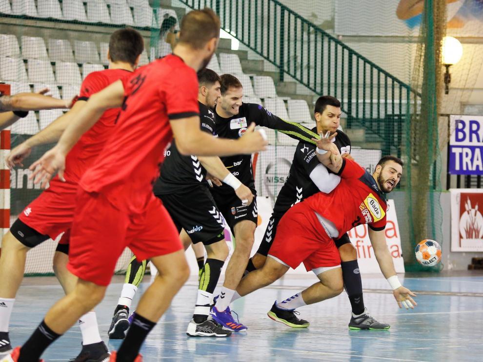 Bada Huesca cae en un flojo partido