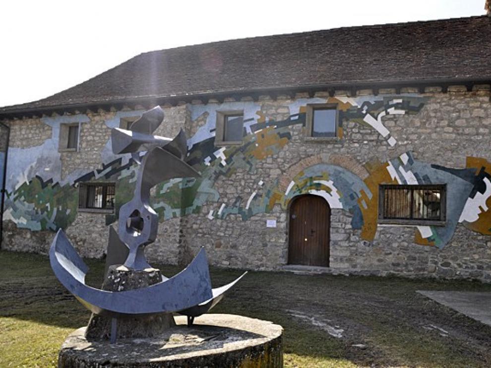 El Valle de Hecho rezuma arte con Lo Mon Contemporáneo