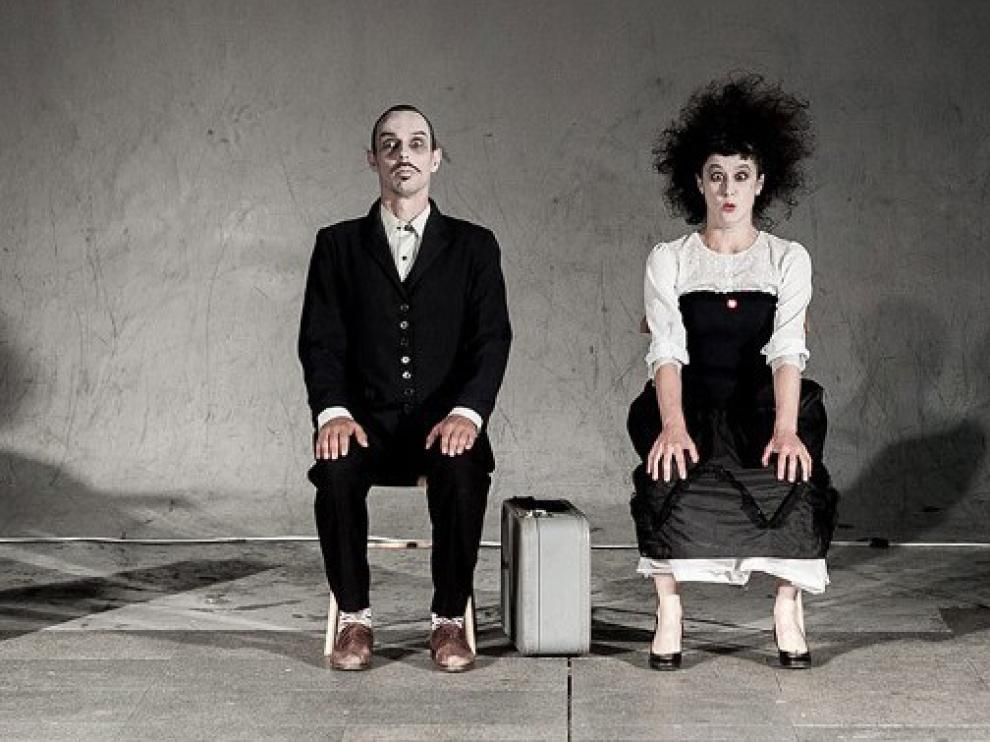 Berdún abre el telón del Festival de Teatro de Calle la tarde del sábado