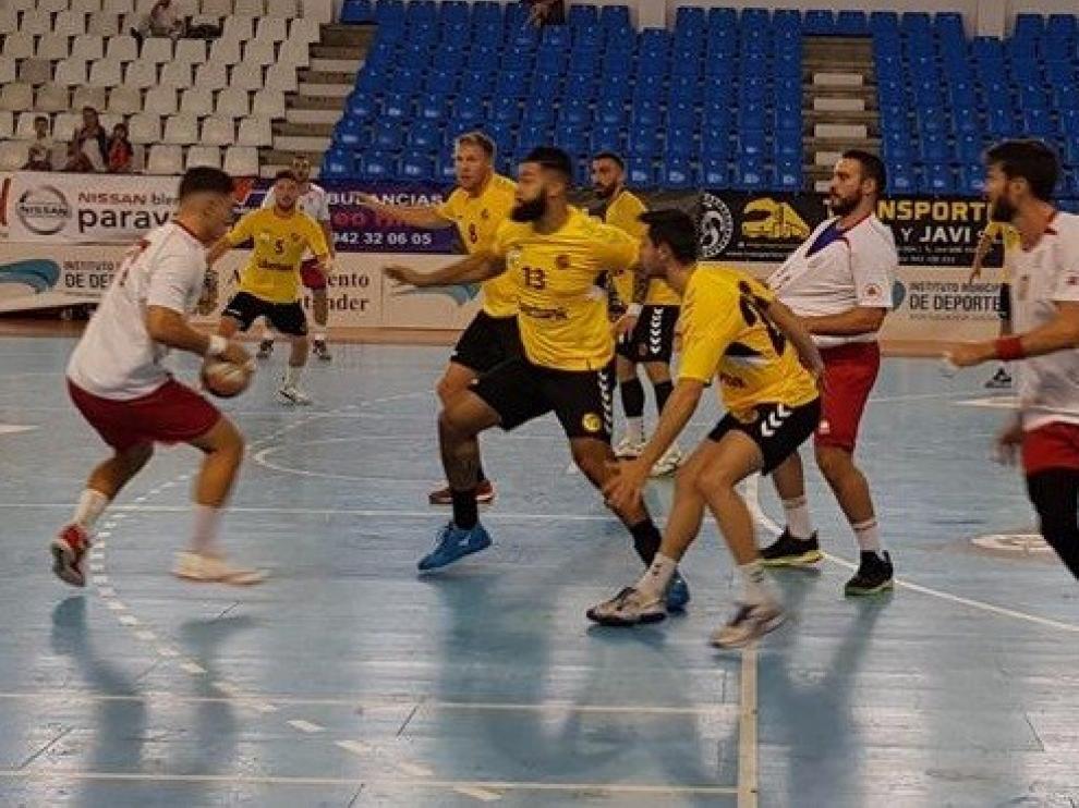 Bada Huesca cede ante Cuenca (24-28)