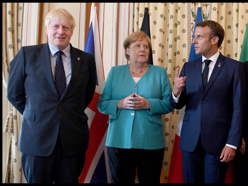 Las tensiones irrumpen en el inicio de la cumbre del G7