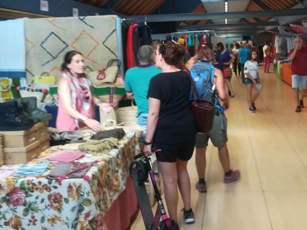 Panticosa celebra su tradicional Feria del Stock