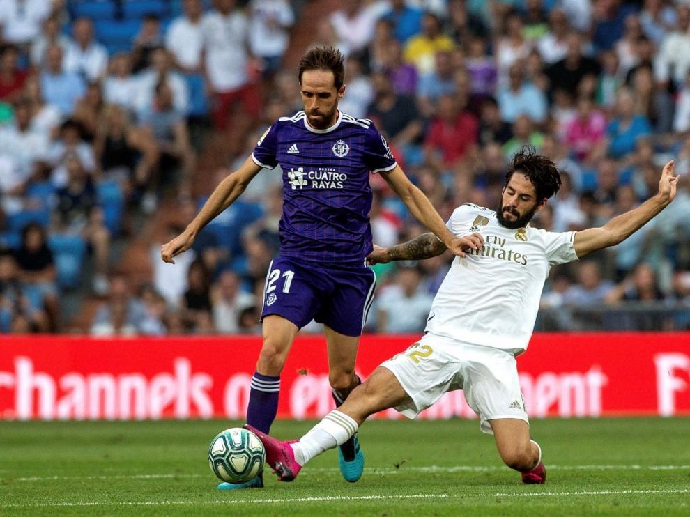 El Madrid vuelve a las andadas