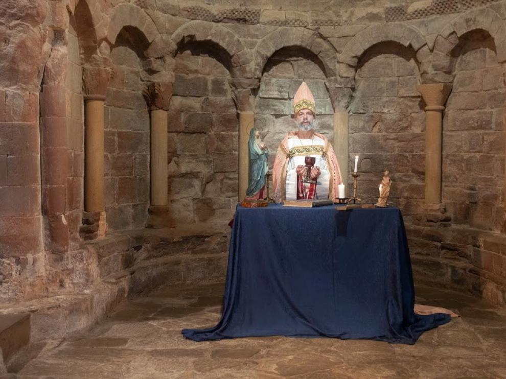 Un códice de San Juan de la Peña, la referencia más antigua al Santo Cáliz