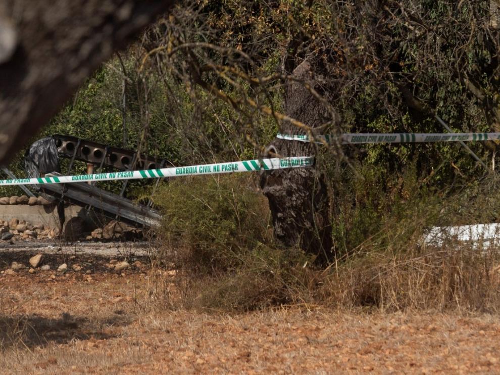 Mueren siete personas en una colisión entre un helicóptero y un ultraligero en Mallorca