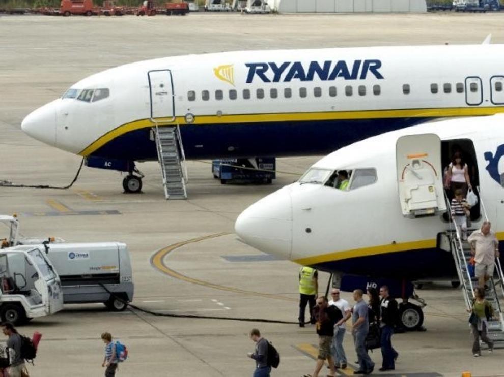 Ryanair cobra 3,5 millones de fondos públicos catalanes al año