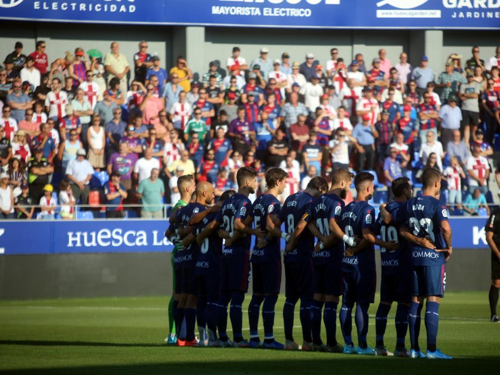 """Carlos Luna vio tres goles en """"su"""" tribuna"""