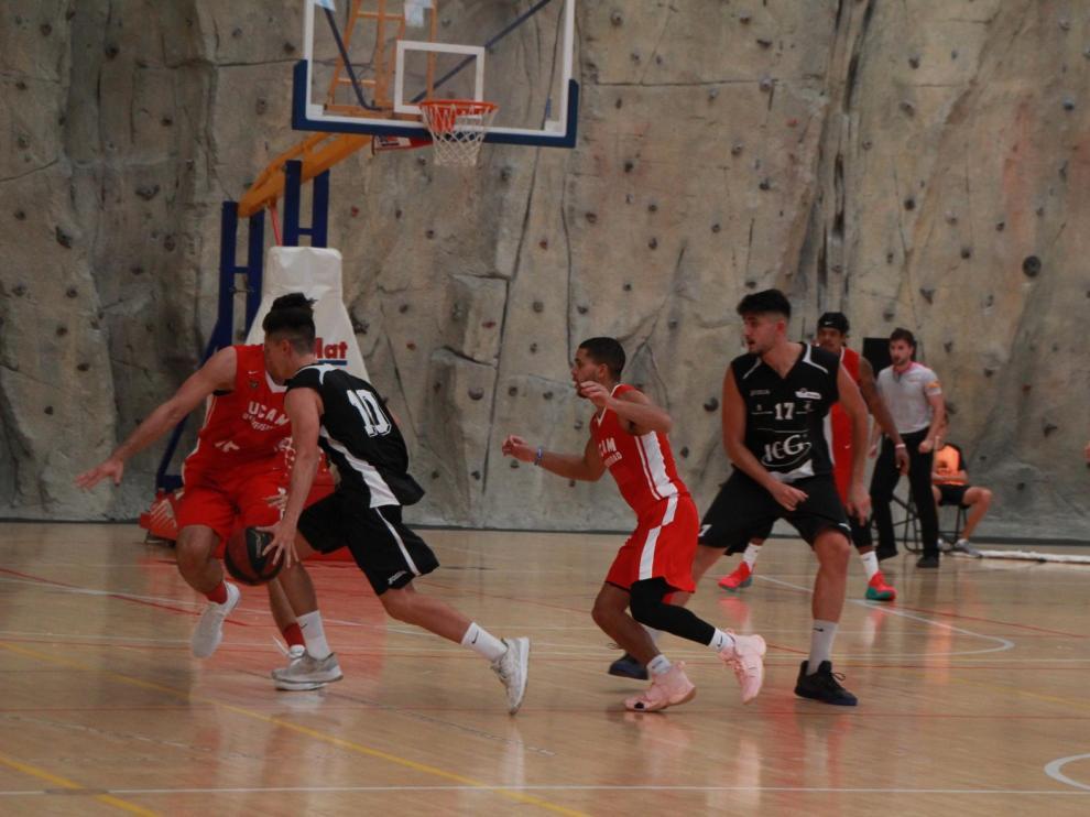Los Olímpicos disfrutó de un UCAM Murcia-Lleida