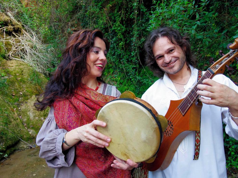 """Música de trovadores y peregrinos con el ensemble """"L""""Incantari"""""""
