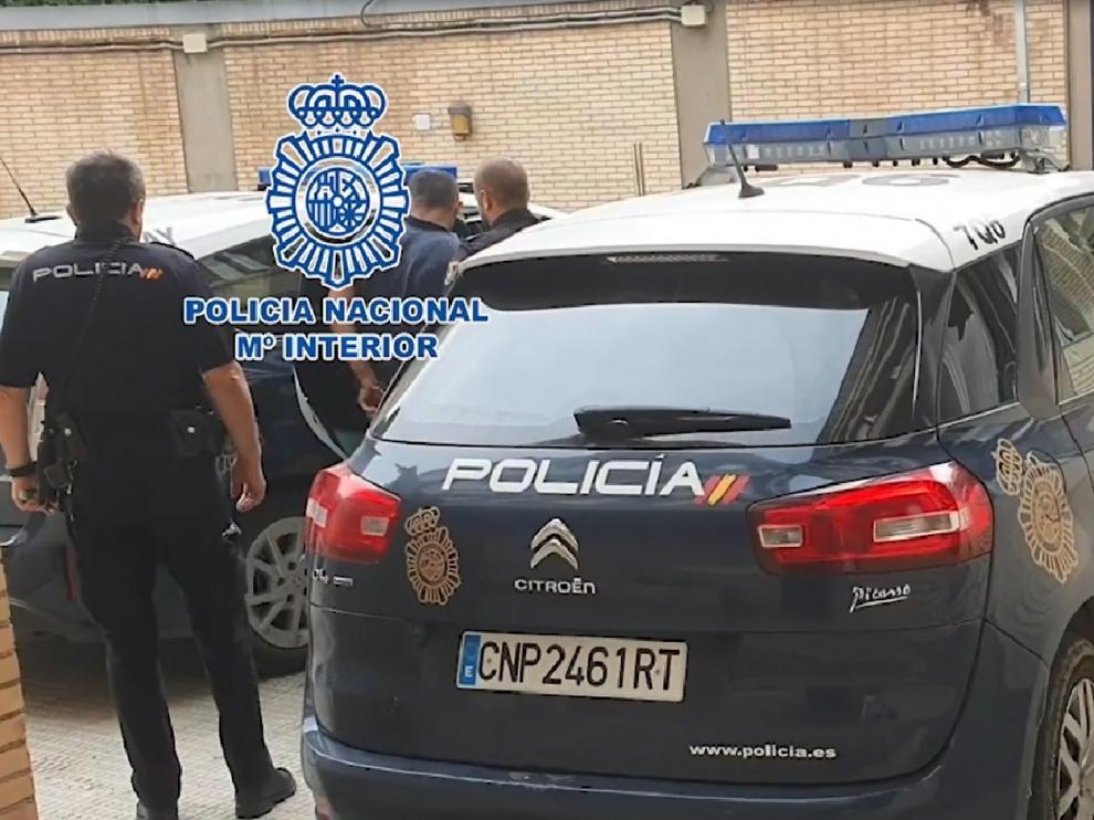Detenida una auxiliar de enfermería por robar a ancianos en una residencia de Zaragoza