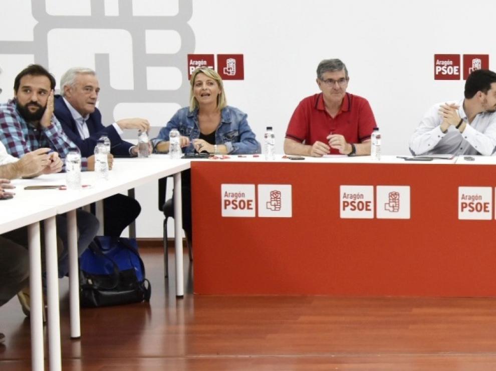 Villagrasa critica al PP por no respetar al Gobierno de Aragón