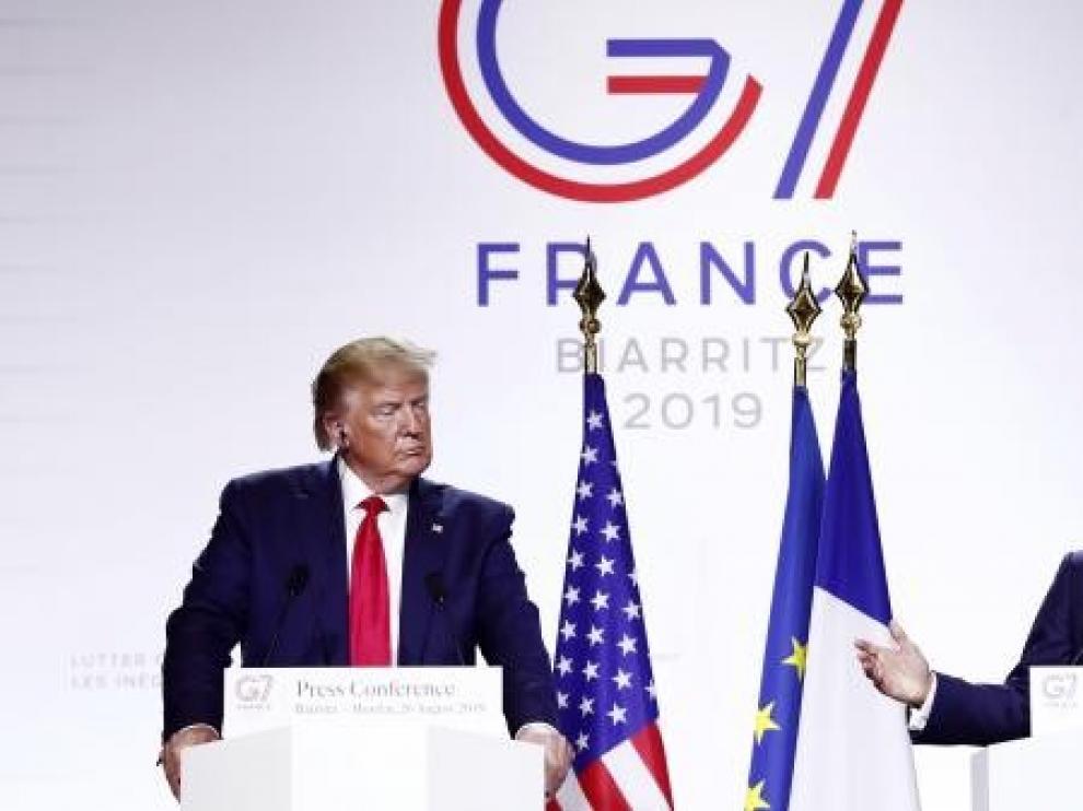 Macron empuja a EEUU e Irán hacia un encuentro histórico
