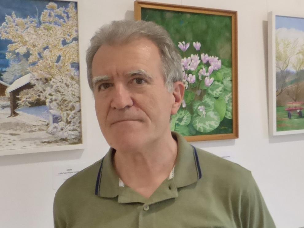 """Luis Urraza: """"Como no vivo de esto, cumplir retos me es muy gratificante"""""""