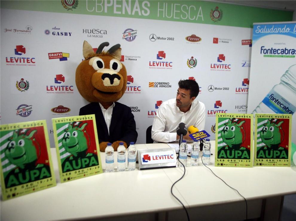 El Levitec Huesca presenta su campaña de abonados para la temporada 2019/2020
