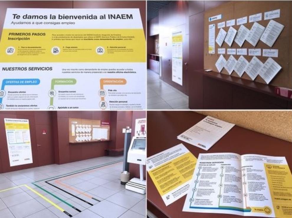 Un proyecto de co-diseño mejora los espacios de auto-información del Inaem