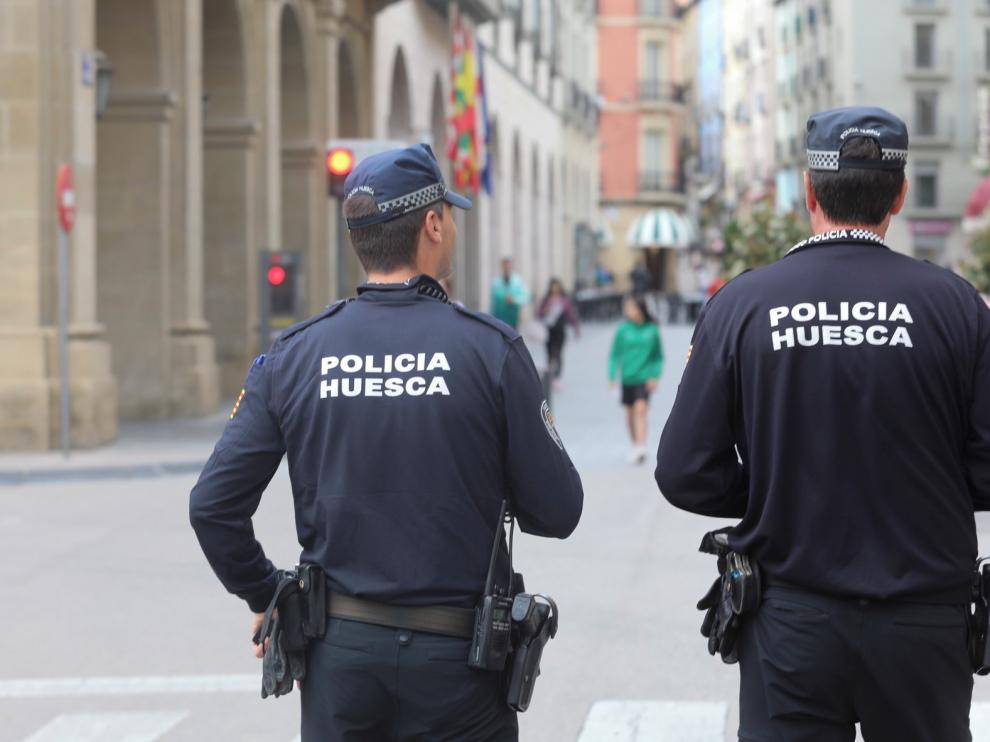 Se abre el plazo para presentarse a la Policía Local de Huesca