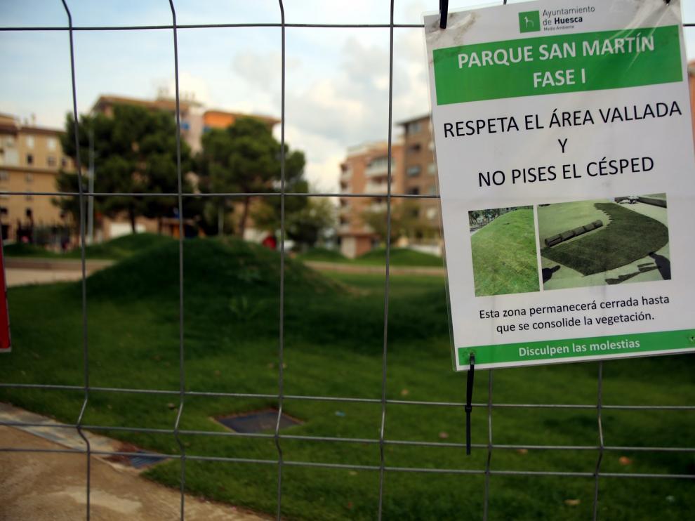 Los barrios de Huesca reclaman soluciones para problemas enquistados durante años